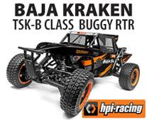 Baja 5B TSK-b Class 1 Racing Buggy