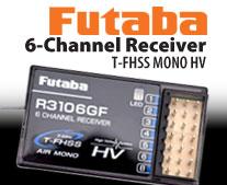Futaba R3106GF Receiver